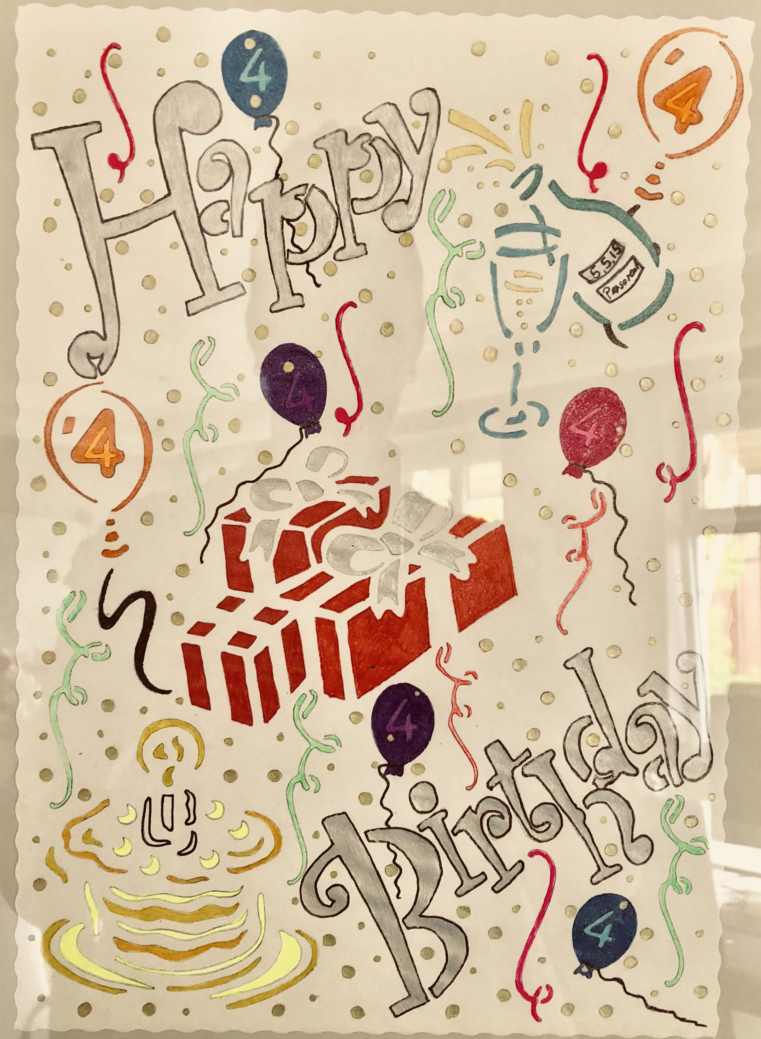 Persorent Geburtstag